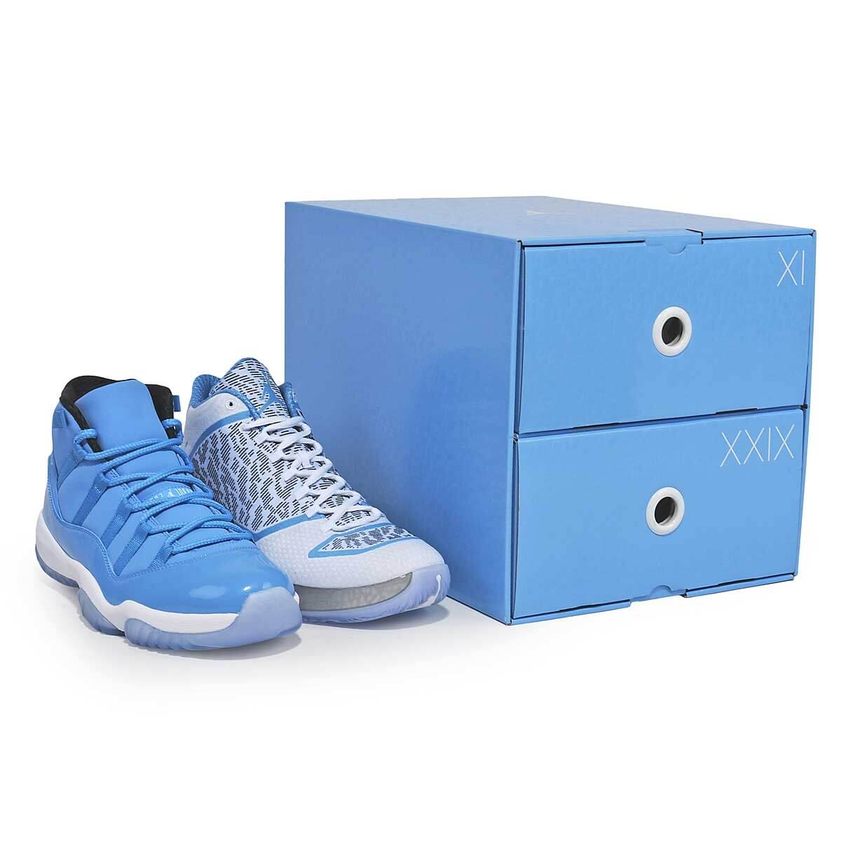 Nike Air Jordan XI 11 Ultimate Gift Of Flight Pantone 717602-900 ...