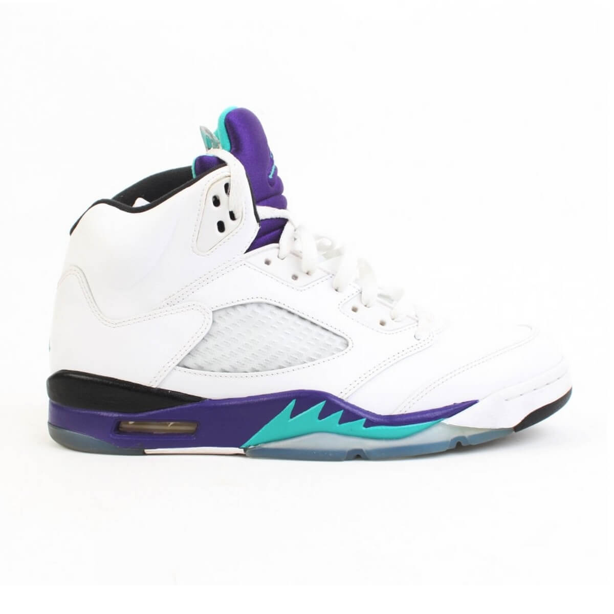 save off 5d8df a0797 Nike Air Jordan 5 Retro White Grape 136027-108