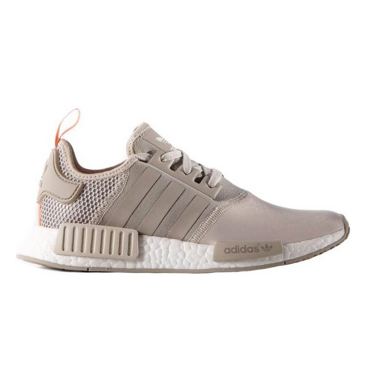 buy popular 6ffea 66cc9 Adidas NMD R1 W Clear Brown Tan Beige S75233