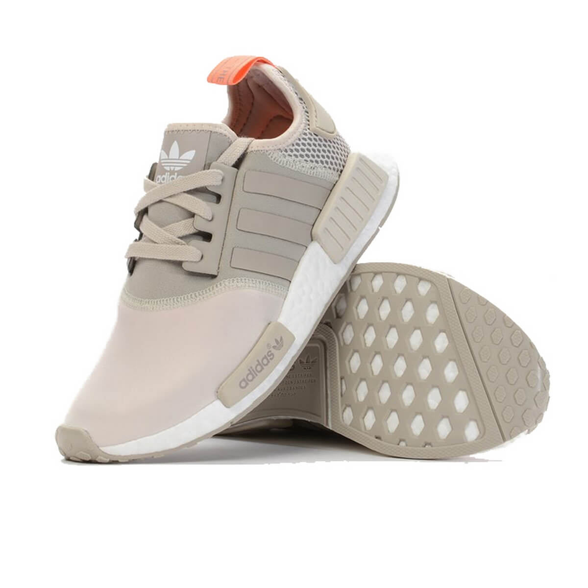 adidas nmd r1 w clear brown tan beige s75233 pop need store. Black Bedroom Furniture Sets. Home Design Ideas